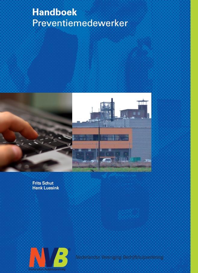 Handboek Preventiemedewerker € 43.55