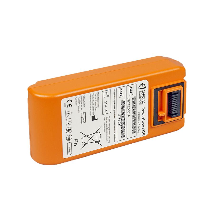 Cardiac Science Powerheart G5 Intellisense batterij € 424.01
