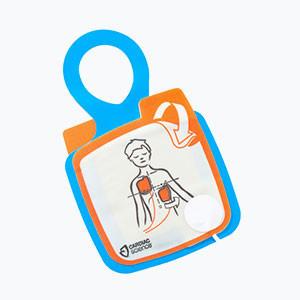 Cardiac Science Powerheart G5 AED elektroden voor kinderen € 107.91