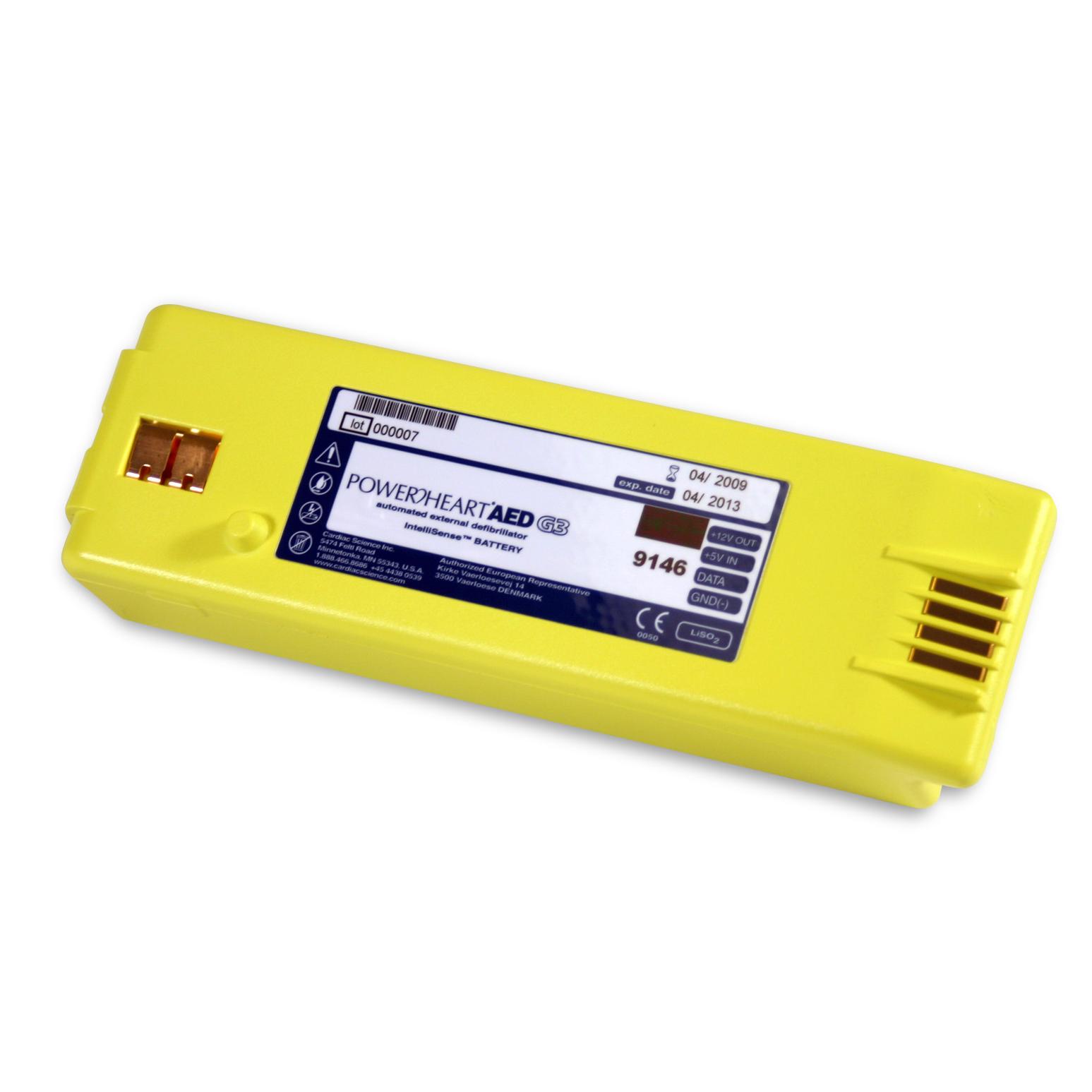 Cardiac Science G3 batterij € 430.55