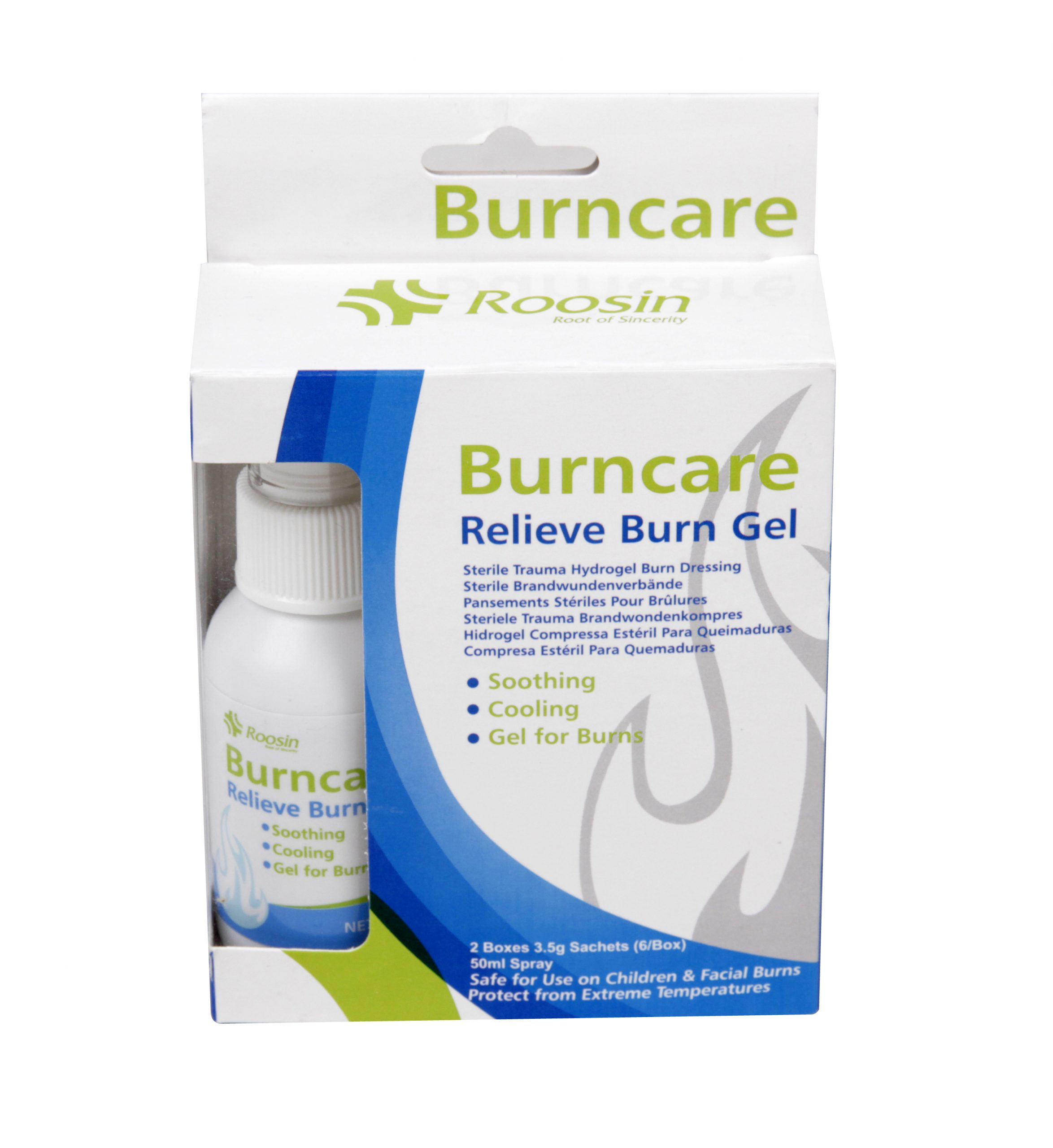 Burncare - Actiekit € 8.67