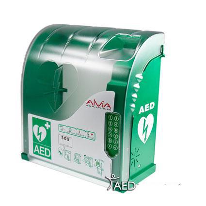 Aivia 210 AED kast met alarm, verwarming en PIN € 835.99