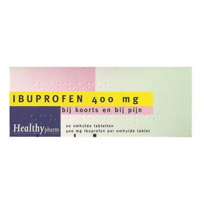 Ibuprofen 200 mg € 1.67