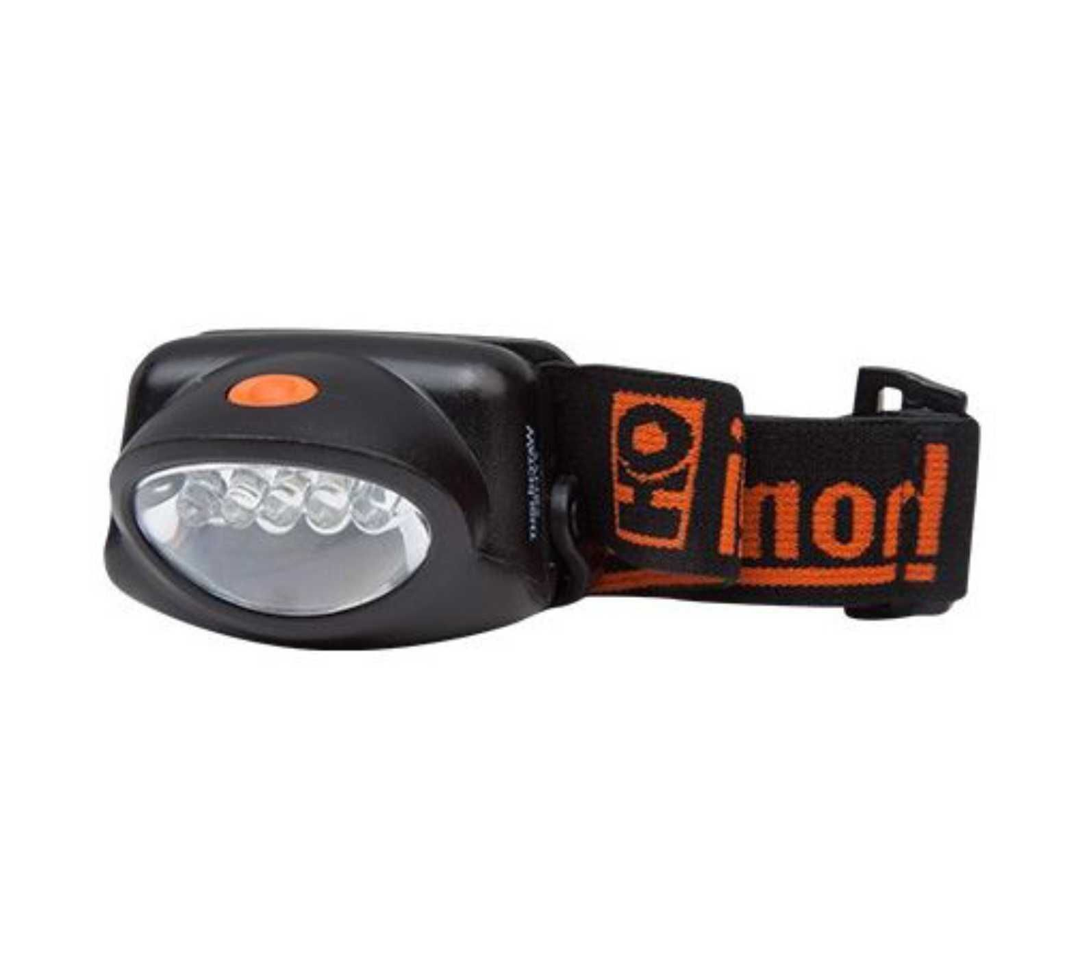 HM LED hoofdlamp 77H82 € 11.98