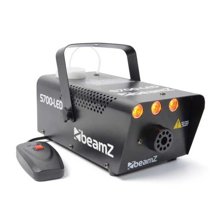 BeamZ S700 Rookmachine met LED vlameffect € 71.39