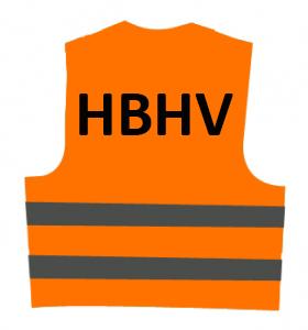 Veiligheidsvest HBHV (oranje) € 12.61