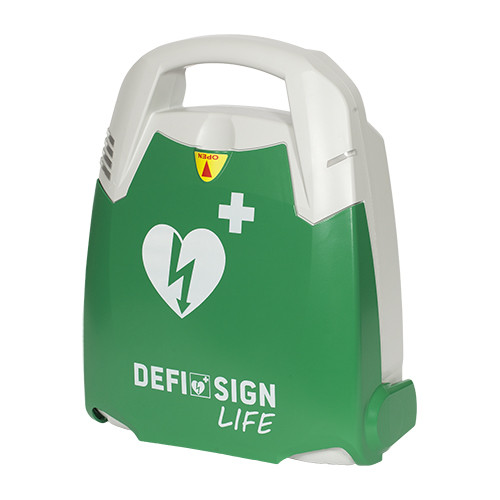 DefiSign LIFE AED volautomaat € 1143.41