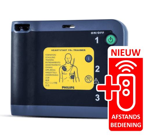 Philips Heartstart FRx AED-trainer met afstandsbediening € 605.00