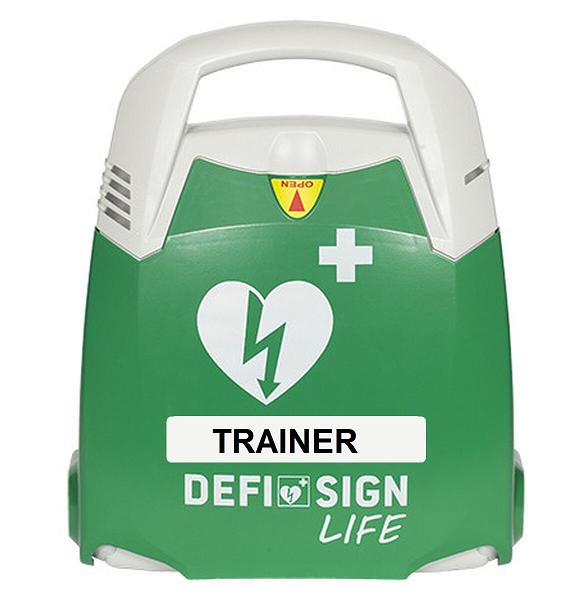 DefiSign AED trainer € 598.95