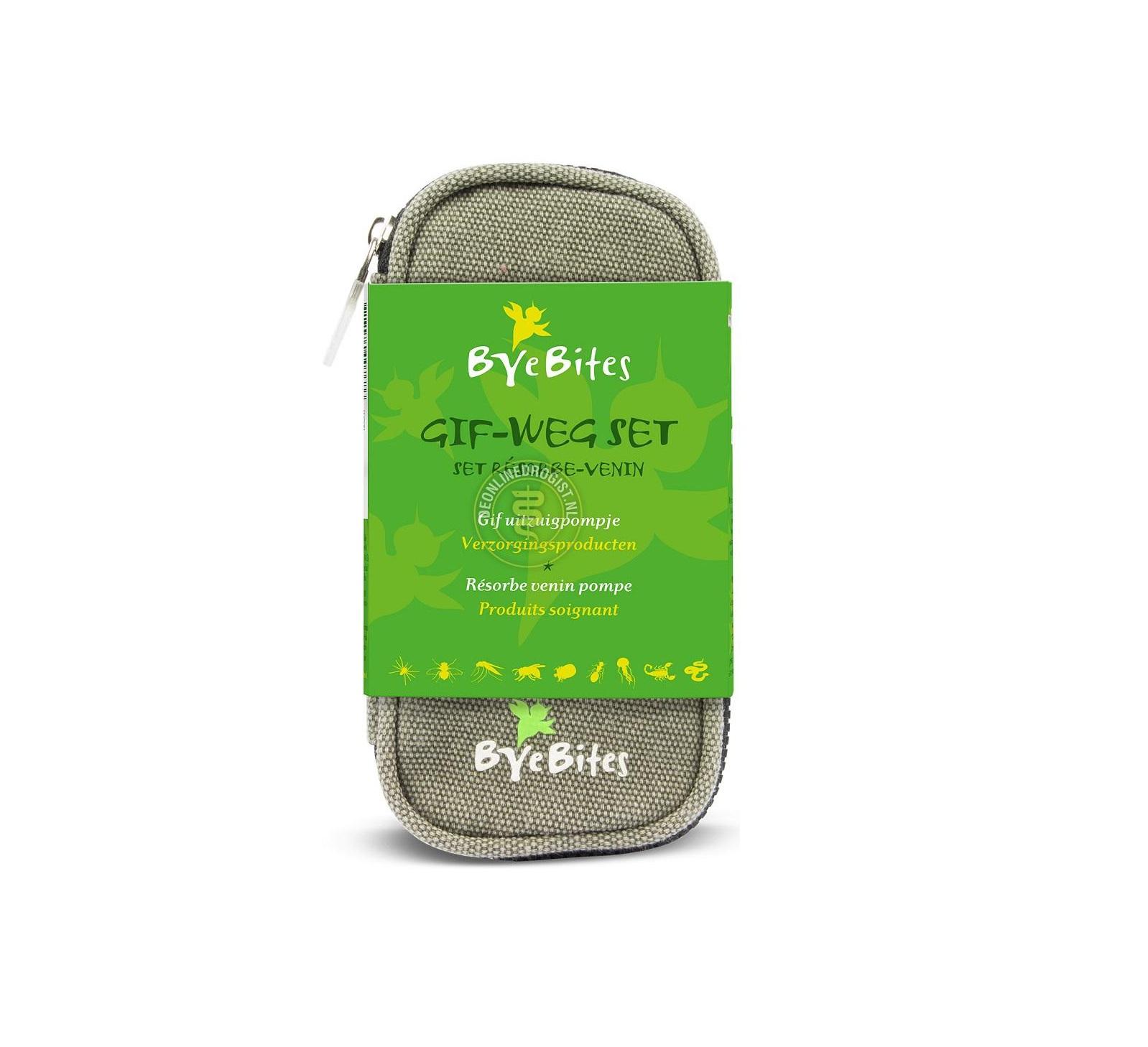 ByeBites insectenbeten set € 16.47
