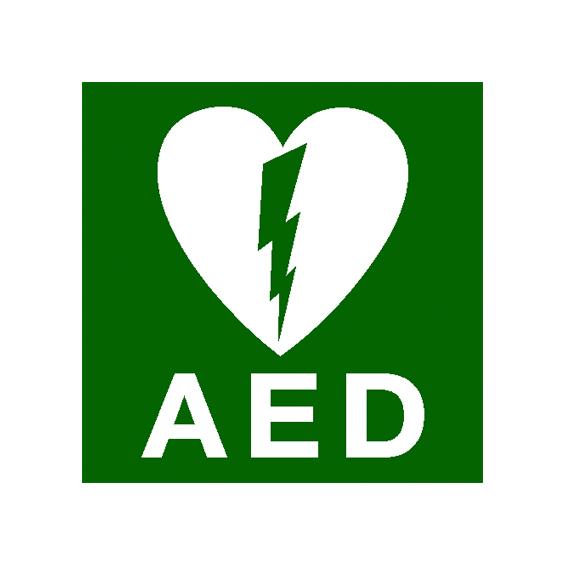 AED bord 20x20 cm € 4.39