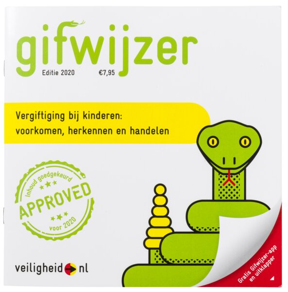 Gifwijzer 2020 € 7.95