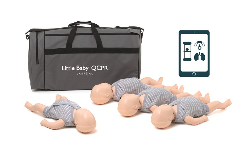 Laerdal Little Baby QCPR 4-pack € 1082.95