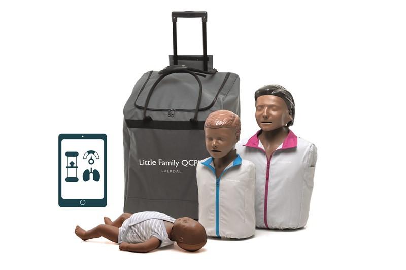 Laerdal Little Family QCPR, Donkere huid € 874.83