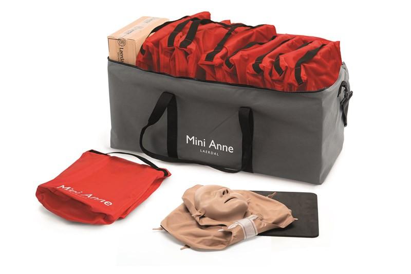 Laerdal Mini Anne Plus Unicolor, set van 10 € 728.42