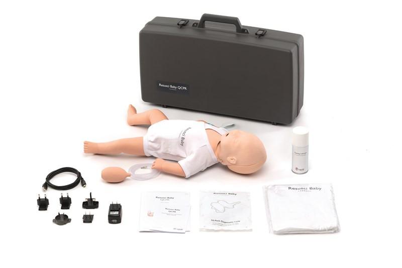 Nieuwe Resusci Baby QCPR met luchtweghoofd € 1942.05