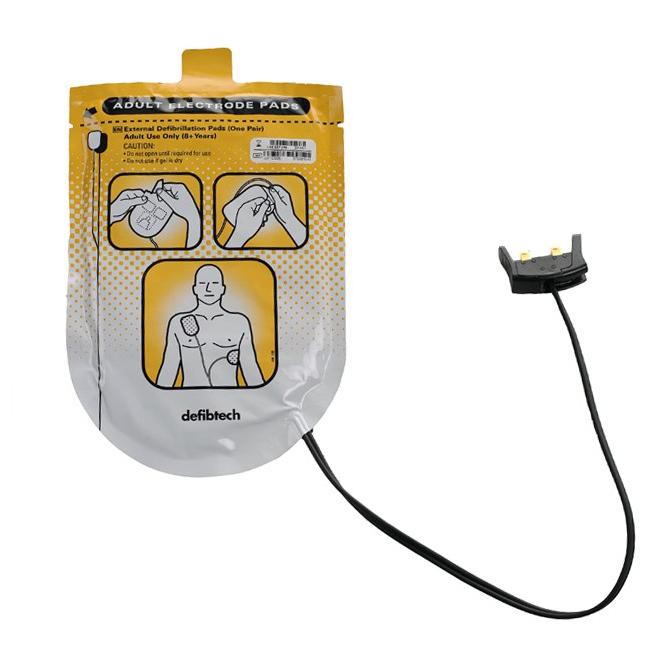 Defibtech volwassen elektroden € 65.40