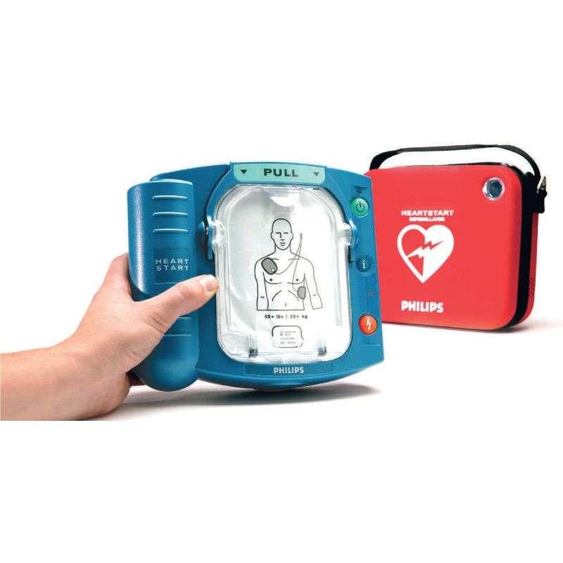 Philips Heartstart AED Actie 1 € 1296.01