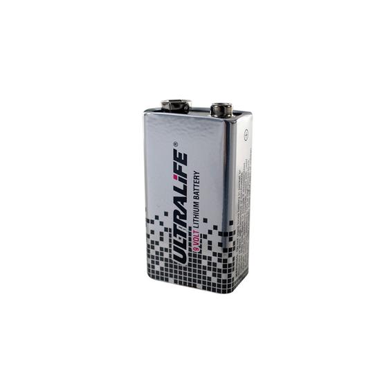 Batterij 9V Lithium PR-9V1 € 12.04