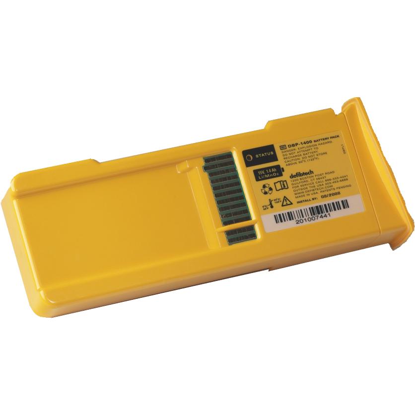 Defibtech batterij-unit DCF-21 incl. 9V batterij € 305.20