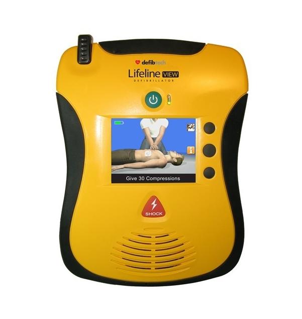 Defibtech Lifeline VIEW Dual AED NL-FR € 1629.55