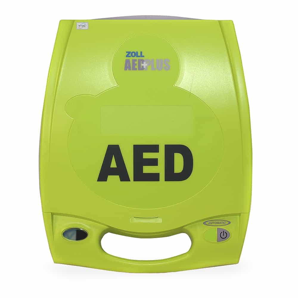 Zoll Plus AED - actie! € 1306.91