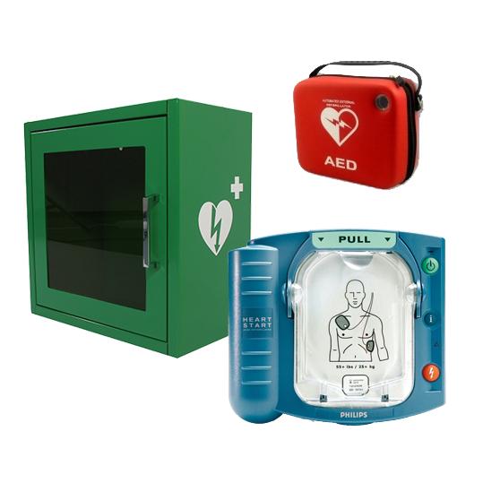 Philips Heartstart AED Actie 2 € 1573.96