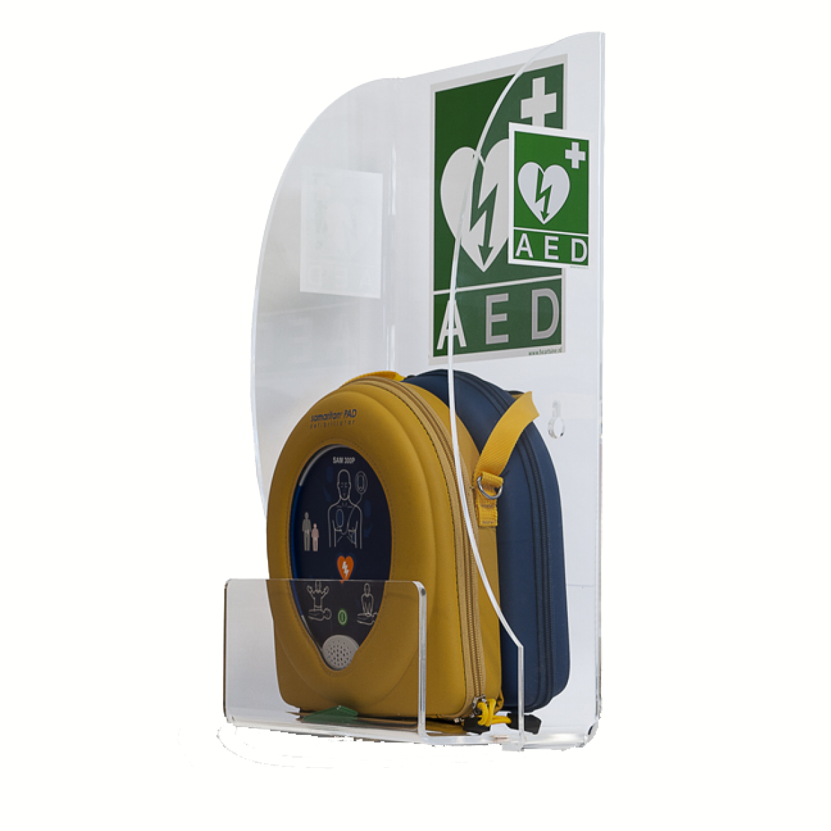Samaritan AED wandhouder € 90.75