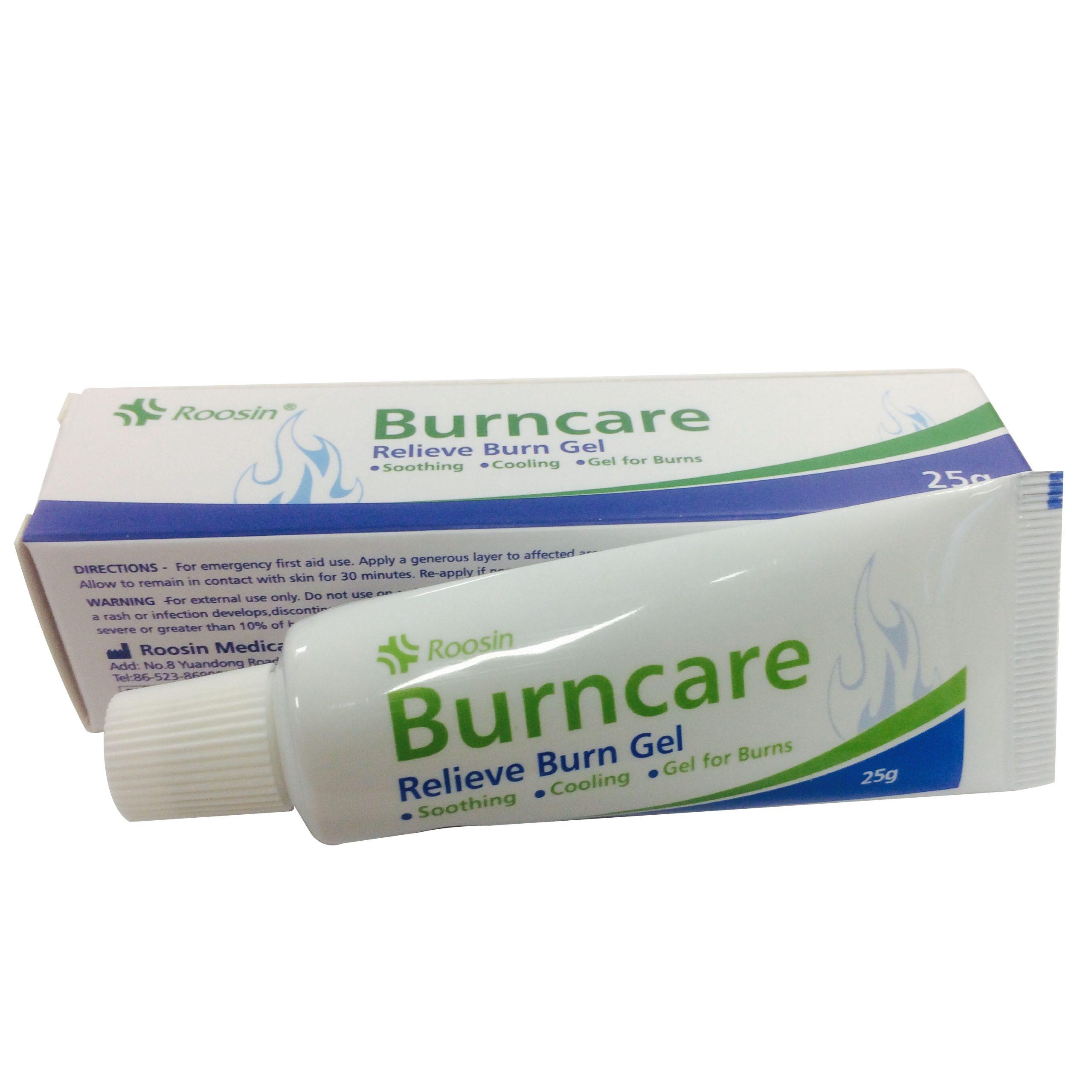 Burncare tube 50 gram € 5.99