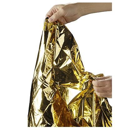 Reddingsdeken goud - zilver € 1.83