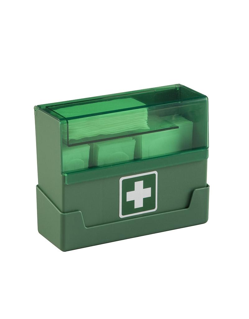 Pleisterdispenser groen € 12.72