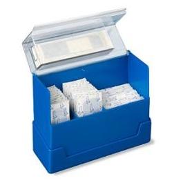 Pleisterdispenser blauw HACCP € 17.81