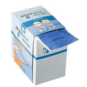 Pleister HACCP rol 5 m x 6 cm € 5.41