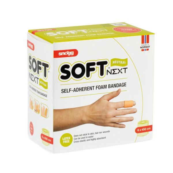 Snögg Soft1 - 6 cm x 5 m - huidskleur € 10.55