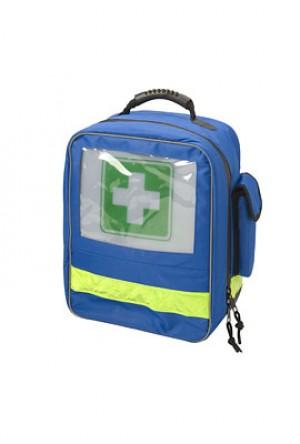 Eerste hulp rug - schoudertas Blauw leeg € 105.03