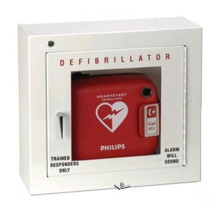 Philips Heartstart AED wandkast € 316.35